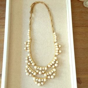 Stella and Dot Pearl Necklace